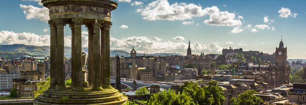 Oxford to Edinburgh Removals